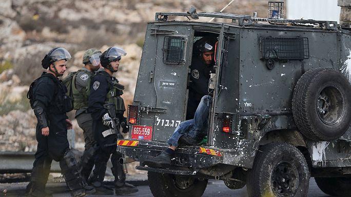 Fallal választják el a palesztin és az izraeli lakóövezeteket Jeruzsálemben