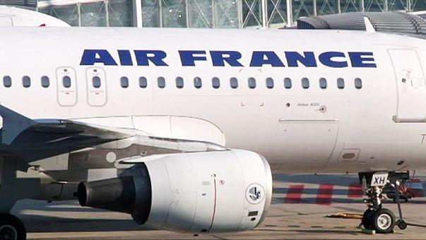 Air France işten çıkarma planını aşamalı uygulayacak