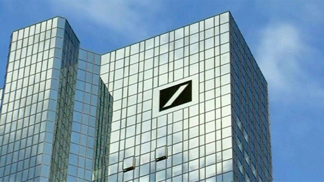 Mercados acolhem plano de reestruturação do Deutsche Bank