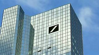 Mercados acolhem plano de reestruturação do Deutsche Bank