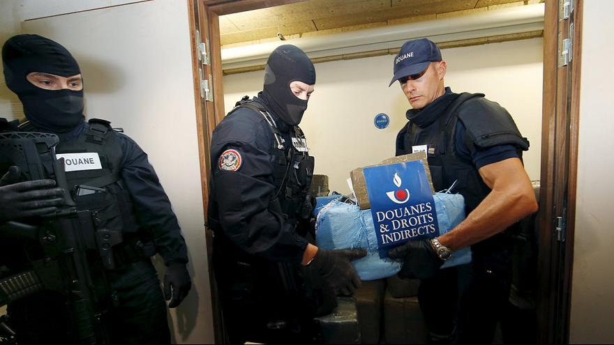 Cannabis: seven tonnes seized in Paris