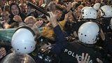 Montenegro: Confrontos em nova manifestação a exigir a demissão do governo