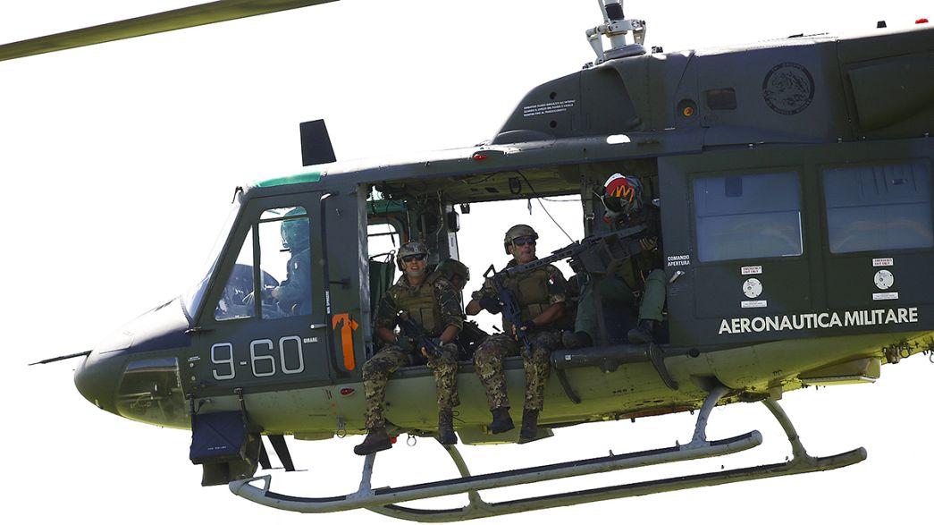 La OTAN inicia sus mayores maniobras militares desde 2002