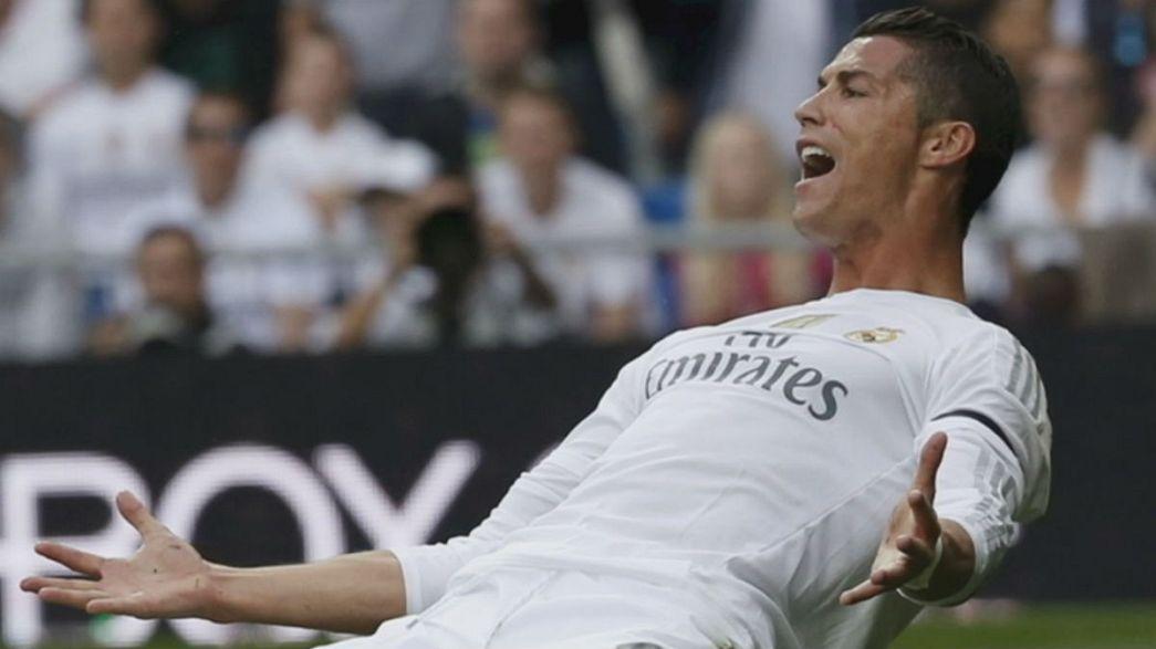 Ronaldo jetzt alleiniger Real-Rekordtorjäger - Neymar trifft viermal