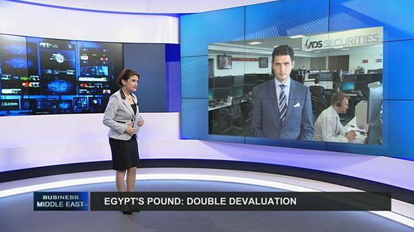 L'Egitto svaluta la sua moneta e il dollaro alla 'Croce della morte'