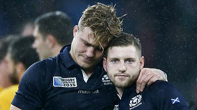 Rugby World Cup:  How the northern hemisphere reported its capitulation against the south