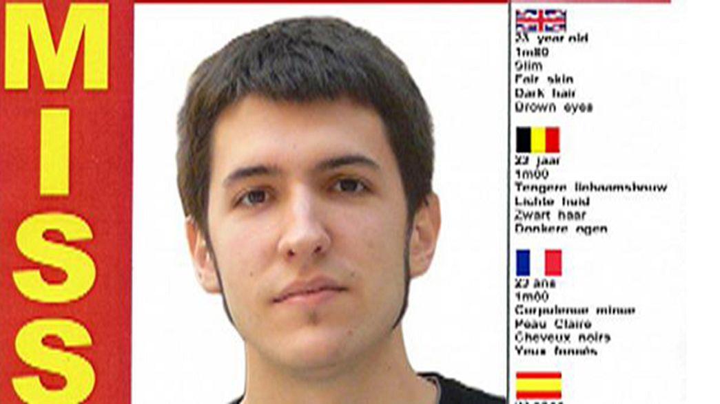 Segundo aniversario de la desaparición de Hodei Egiluz en Amberes