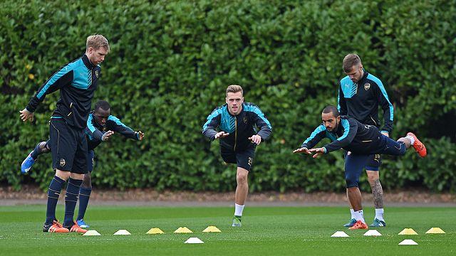 Şampiyonlar Ligi: Arsenal'de 'yumurta kapıya dayandı'