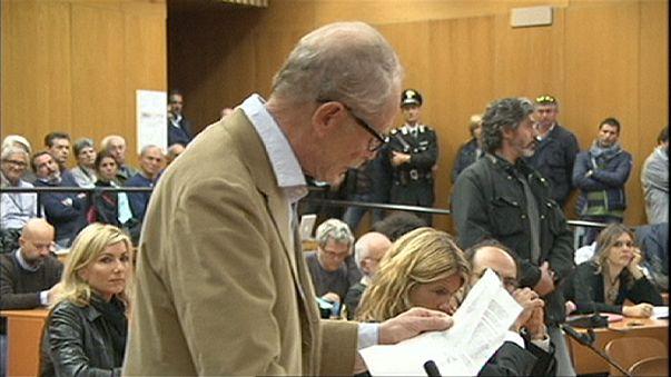 Ünlü İtalyan yazar hızlı tren davasında beraat etti