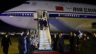 GB, critiche a Cameron per l'accoglienza riservata al presidente cinese Xi Jinping