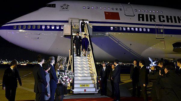 Le président Xi Jinping à Londres pour signer des contrats