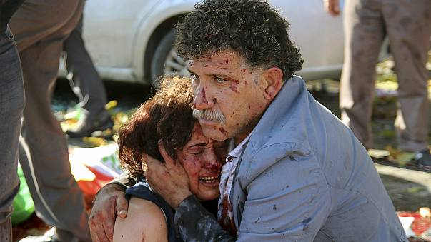 Turkey names Ankara suicide bomber and alleges ISIL link