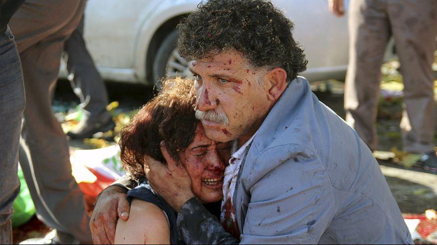 التعرف على هوية أحد منفذي الهجوم الانتحاري في أنقرة