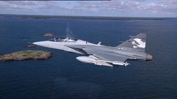 Franciának nézte a svájci vadászgépet az orosz pilóta
