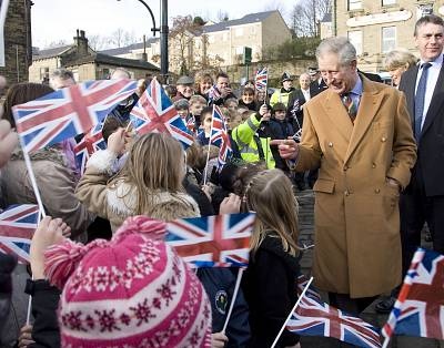 Prince Charles is Britain\'s longest-serving heir apparent.