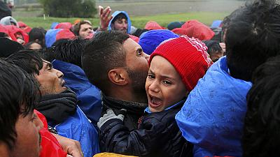 Chaos in the Balkans as plans to control flow of migrants break down