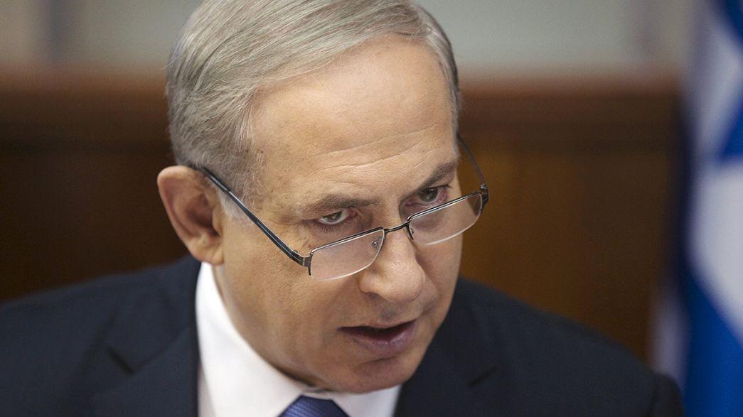 """Benjamin Netanyahu: """" Los israelíes no pueden tomarse la justicia por su mano"""""""