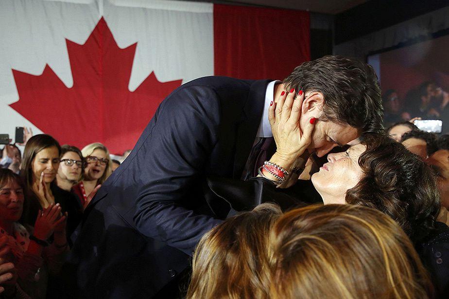Premier Ministre au Canada: une affaire de famille.