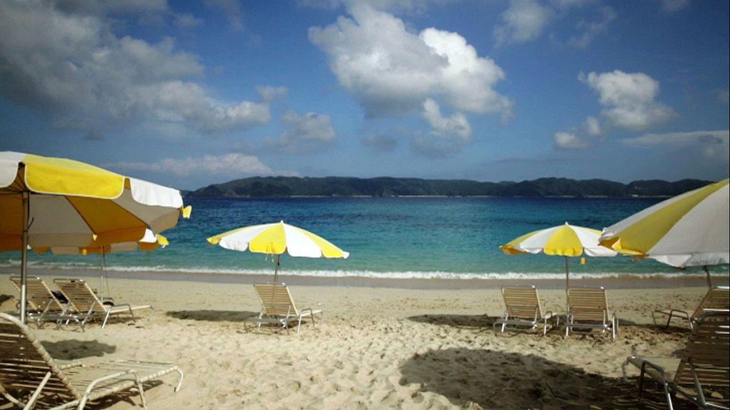 Okinawa'nın turkuaz renkli adası: Zamami
