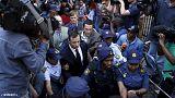 Cezaevinden ayrılan Oscar Pistorius ev hapsine alındı