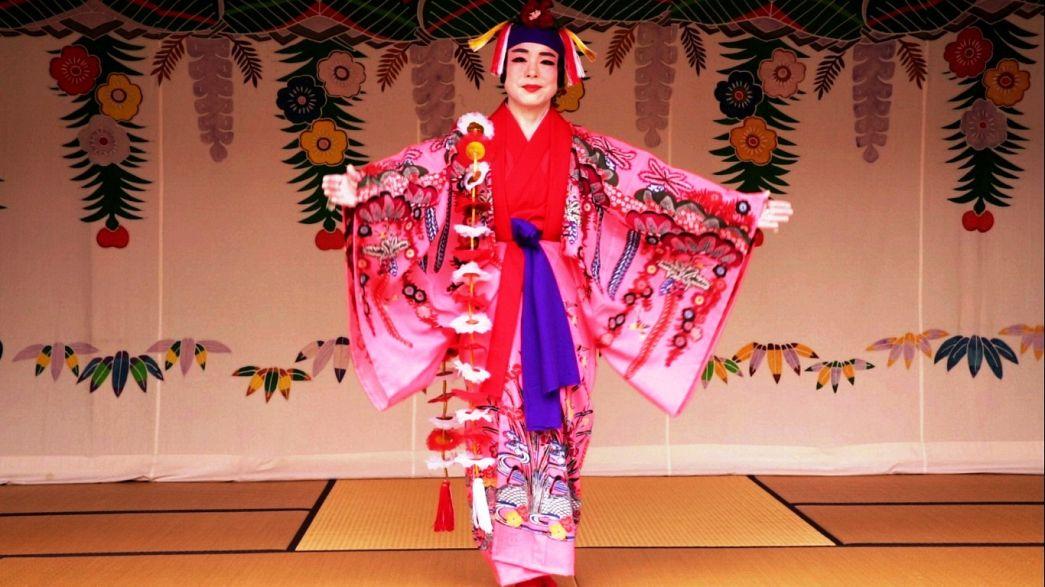 I Bingata di Okinawa: pregevoli tessuti dalla tradizione antica