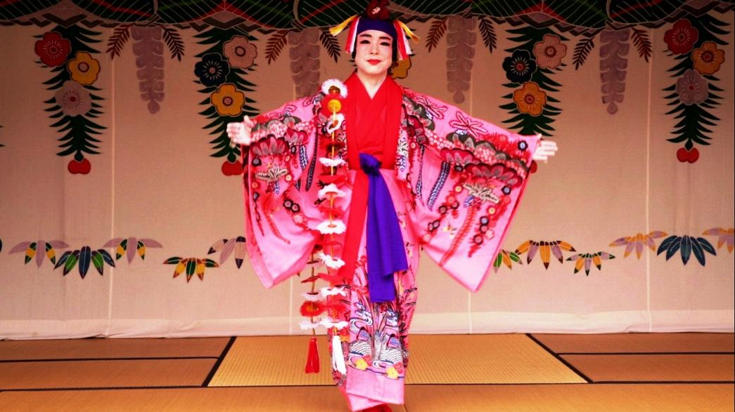 Les tissus bingata d'Okinawa