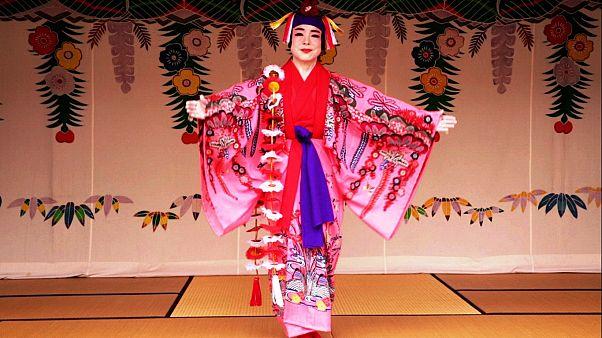 اليابان، أوكيناوا: فن البنغاتا