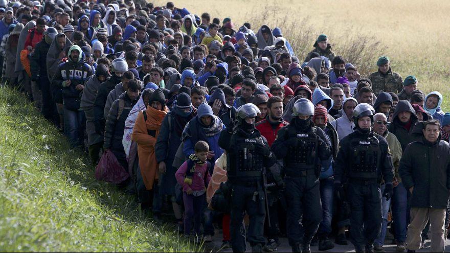Slovenia di fronte all'emergenza migranti. Lubjana non riesce a far fronte a migliaia di arrivi quotidiani