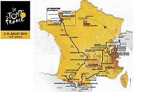 Tour of Peace, Tour of Memory; 2016 Tour de France route unveiled