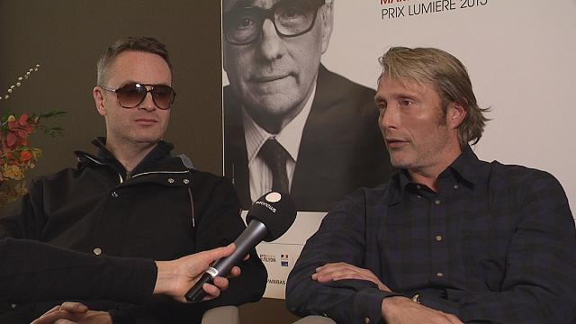 Exclusive: Mads Mikkelsen and Nicolas Winding Refn chat to Euronews