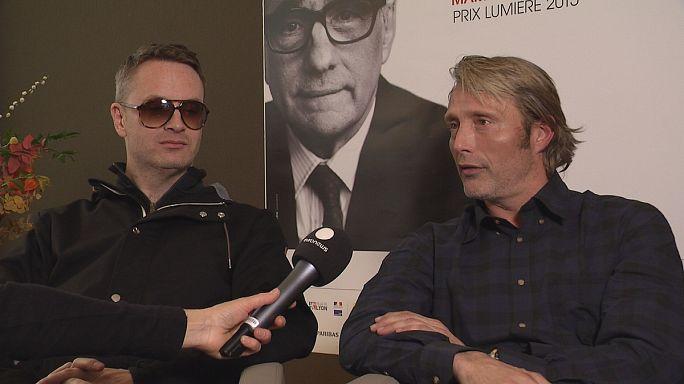Mads Mikkelsen ve Nicolas Winding Refn Euronews'a konuştu