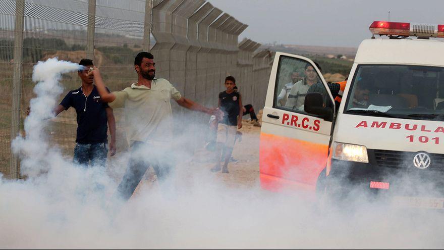 Újabb késes merénylet és összecsapások Ciszjordániában