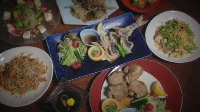 Открытки с Окинавы: пища долголетия