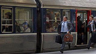 Fokozott ellenőrzés a francia vonatokon