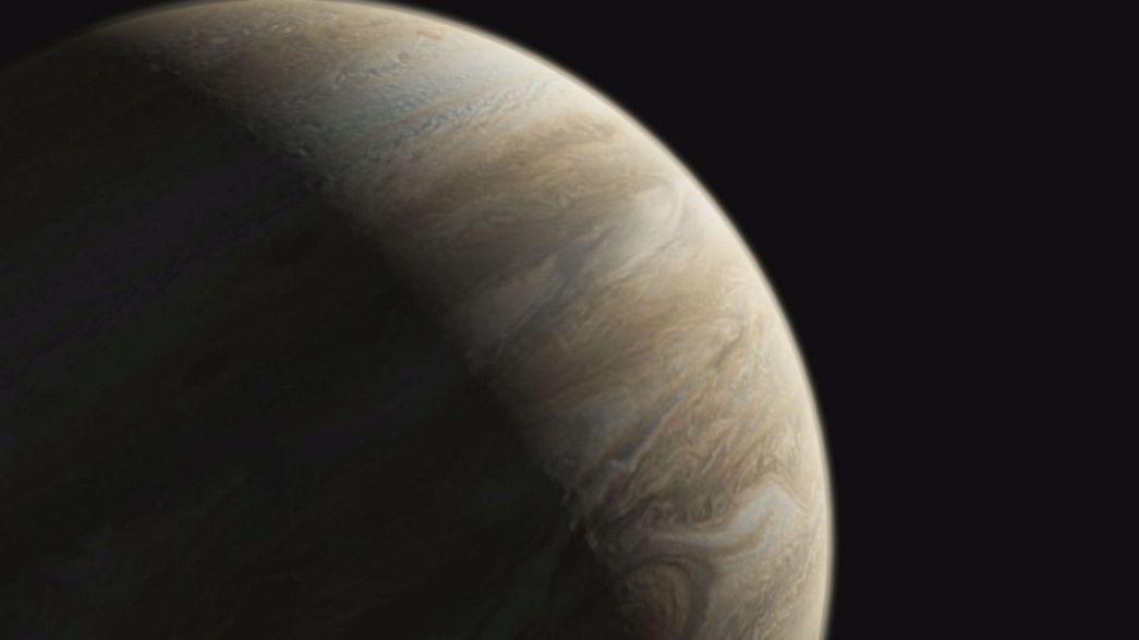 Космос: місія JUICE дізнається, чи є життя на Ганімеді