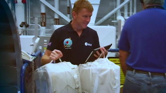 Британський астронавт готується вирушити на МКС