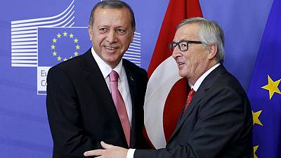 Migrant crisis re-boots Europe's relations with Turkey