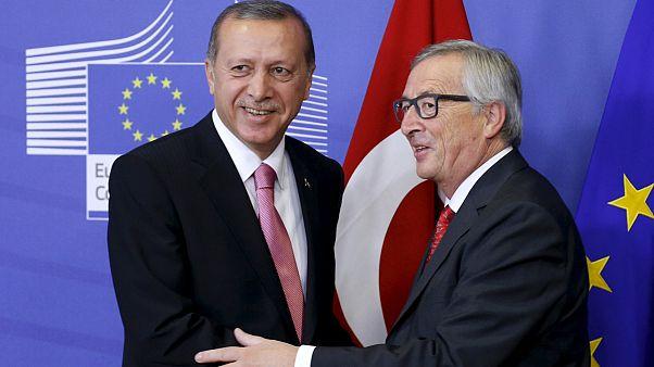 تركيا والطريق إلى أوروبا
