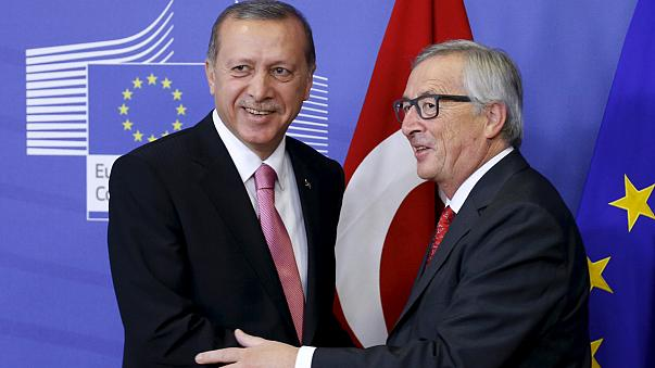 Vers du mieux dans les relations entre l'Union européenne et la Turquie ?