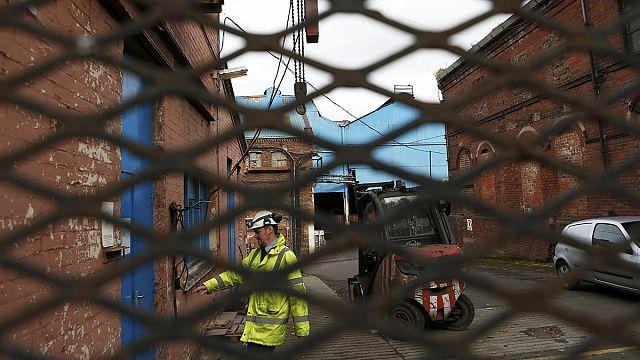 Çin'den ithal edilen ucuz çelik İngiliz üreticileri pes ettiriyor