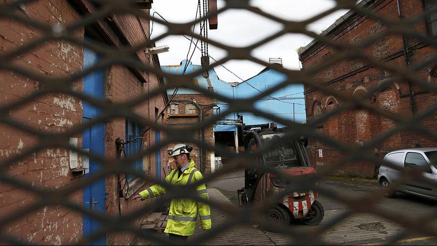 Gondban az acélipar Nagy-Britanniában - Kínát okolják