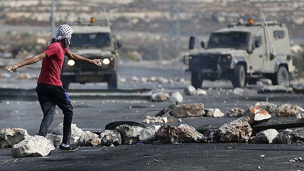 Izrael: Nem csökken, sőt tombol az erőszak Ciszjordániában
