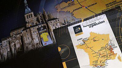 2016 Tour de France route unveiled