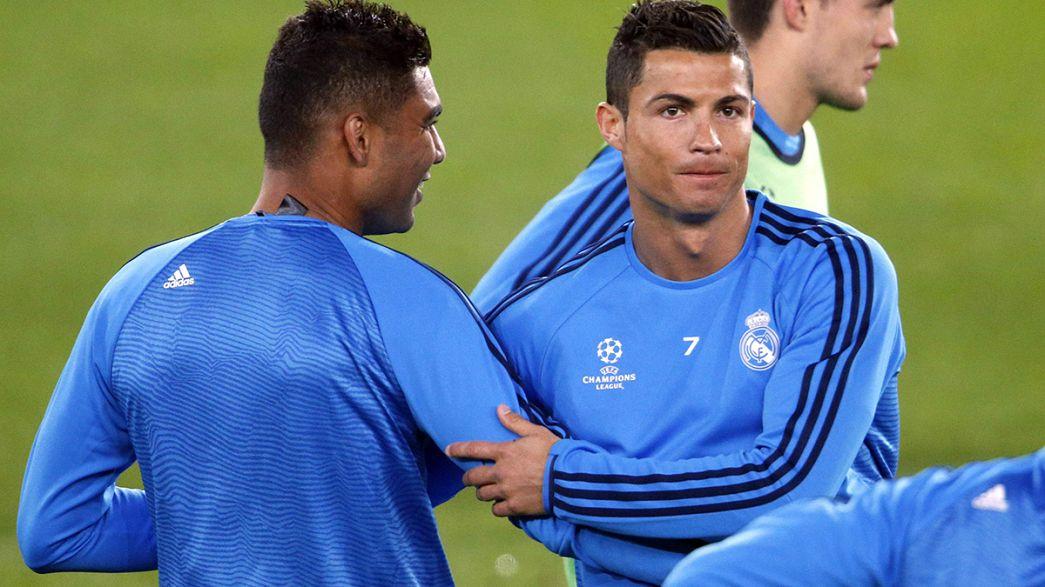 Champions League: PSG-Real sfida tra titani, la Juve accoglie il Gladbach