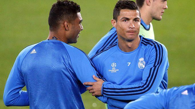 دوري أبطال أوروبا: مواجهة قوية بين ريال مدريد وباريس سان جيرمان
