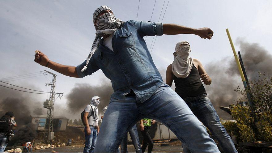Tovább tombol az erőszak Ciszjordániában