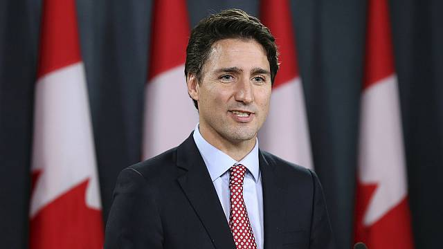 Canada's new PM confirms pledge to end fight against Islamic State militants