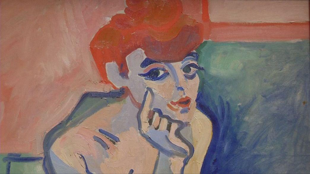 """Parigi: """"Splendore e miseria: immagini di prostitute"""""""