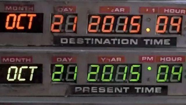 """فيلم 'العودة إلى المستقبل"""": هل تفوق التقدم التقني على الخيال"""