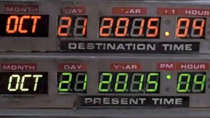 Visszatért a jövőbe Marty McFly